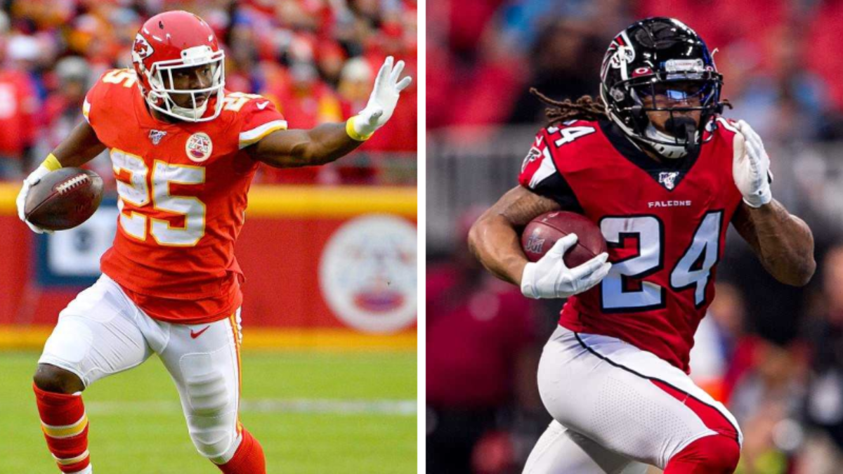 Carlos Hyde Not the Only Free Agent Running Back the Eagles Are Interested In