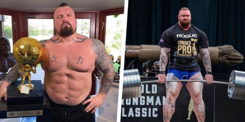 The Mountain From Game Of Thrones Is Going To Be In A Boxing Match