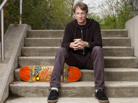 Is Tony Hawk The Nicest Celebrity Ever? For Sure