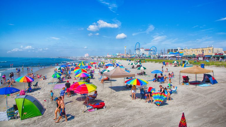 Gov. Phil Murphy Opens Up All NJ Beaches For Memorial Day