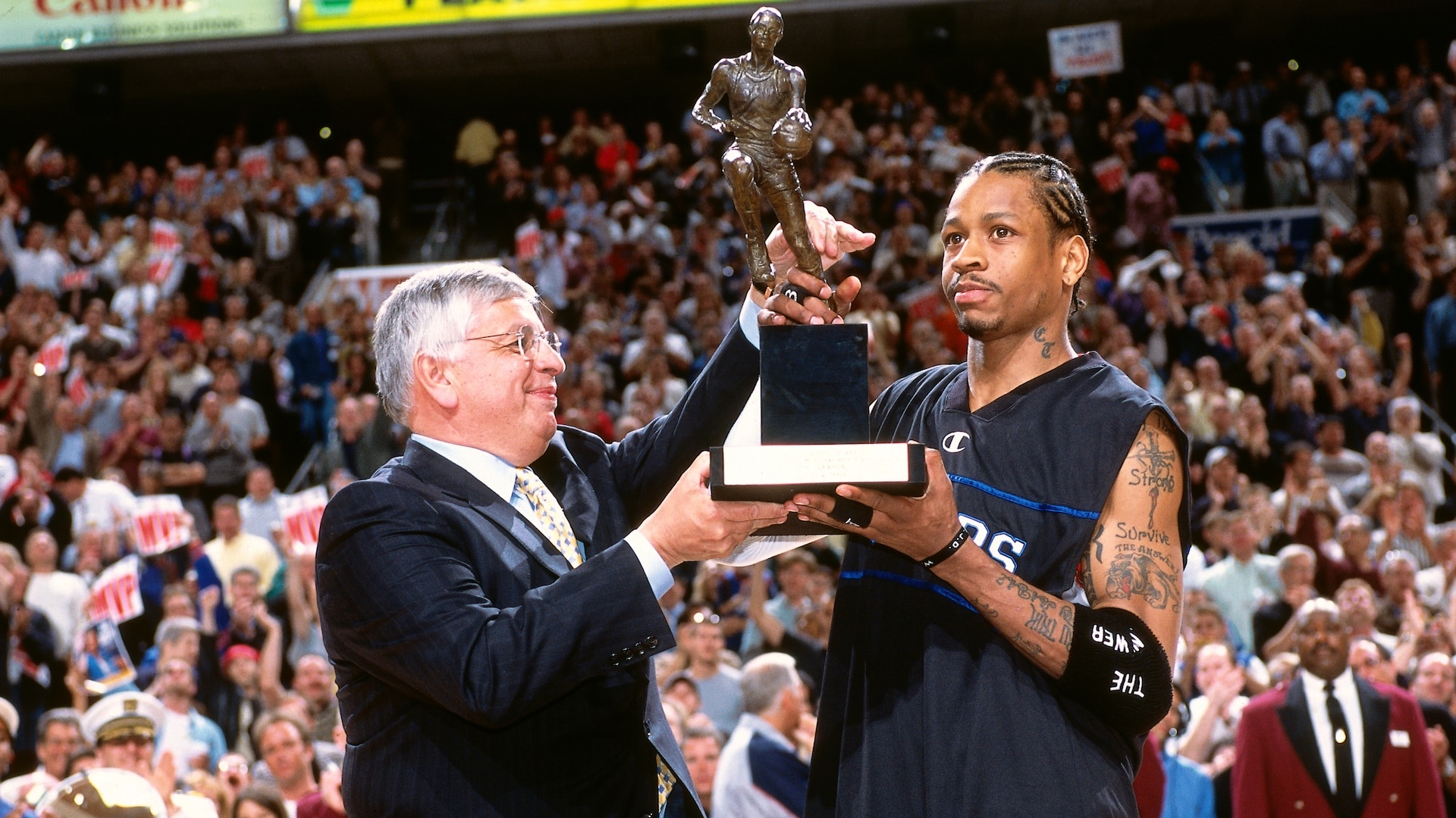 Flashback Friday: The Answer Wins MVP