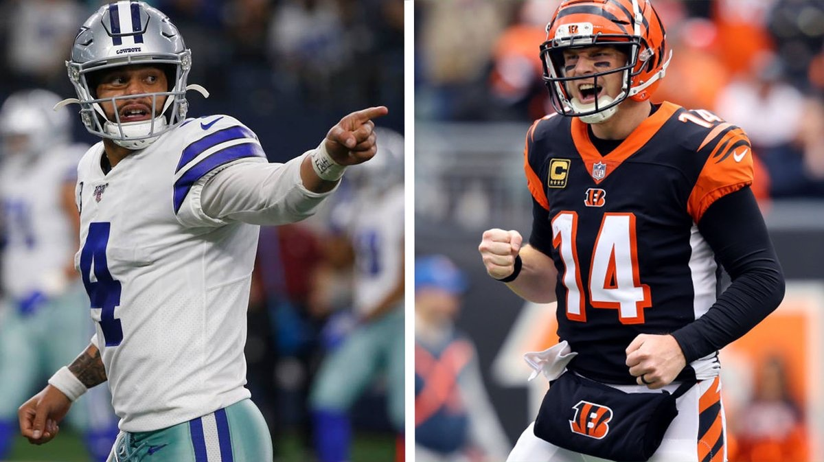 Cowboys Fans Are Calling For Andy Dalton To Start Due To Dak's Contract Controversy