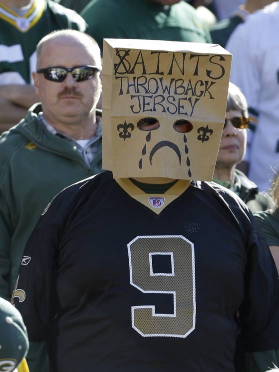 Butthurt Saints Fans Are At It Again