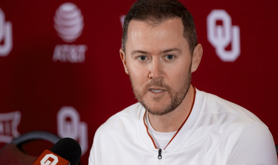 Lincoln Riley Is Big Time Against Bringing Players Back