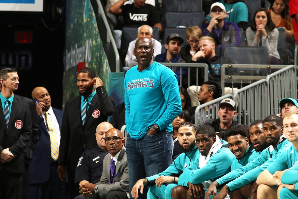 Jordan Said He Could Beat His Hornets Players 1 v 1 And Miles Bridges Wants A Piece