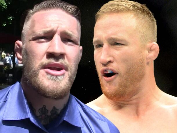 Conor McGregor Going On A Full Out Assault On Justin Gaethje