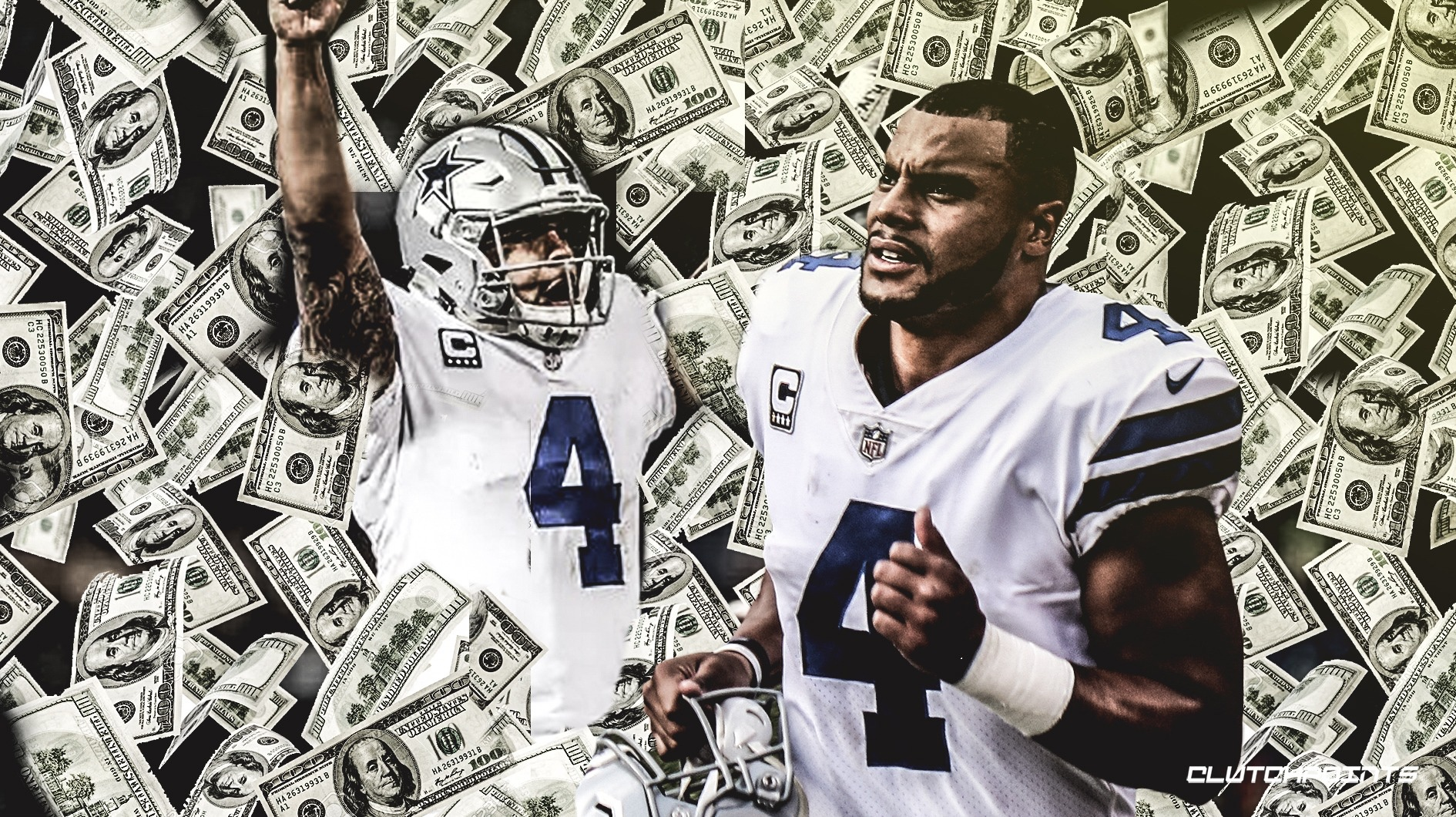 Dak Prescott Turns Down Another Monster Deal.  Is Dak The Most Selfish Player Ever?