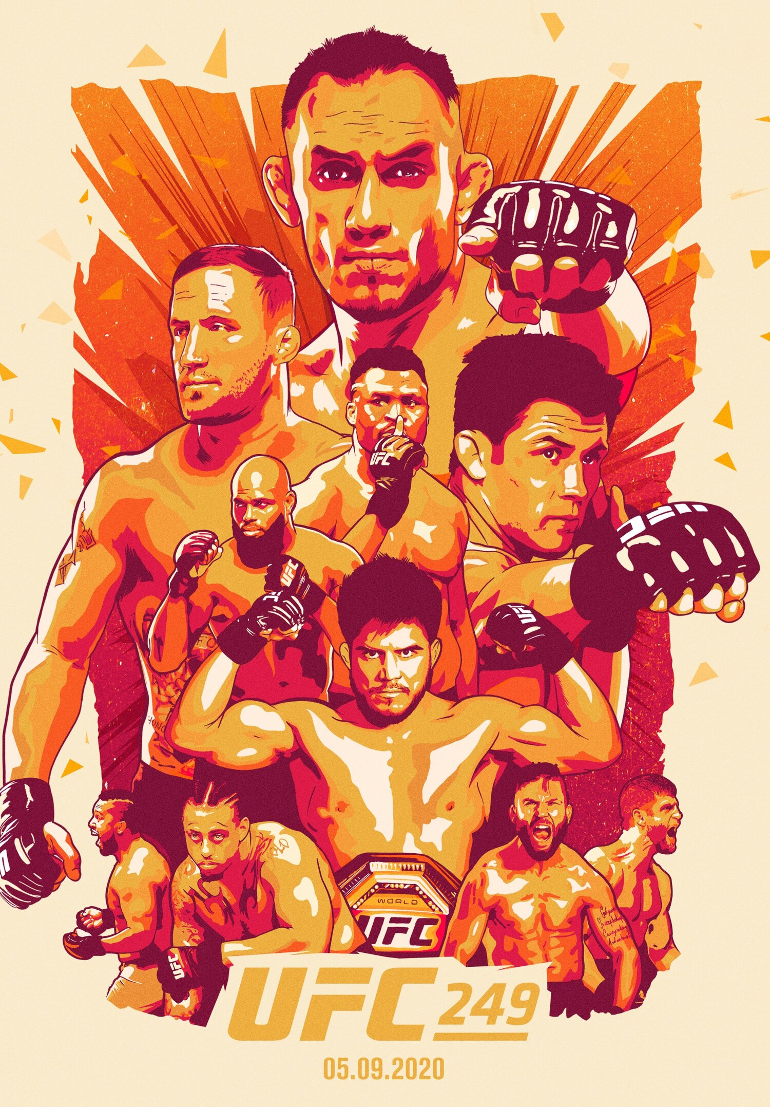 UFC 249:We Are Back