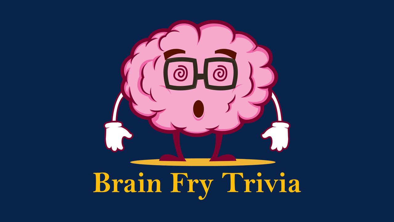 NE Degenerate Battle Of The Brains: Brain Fry Bracket