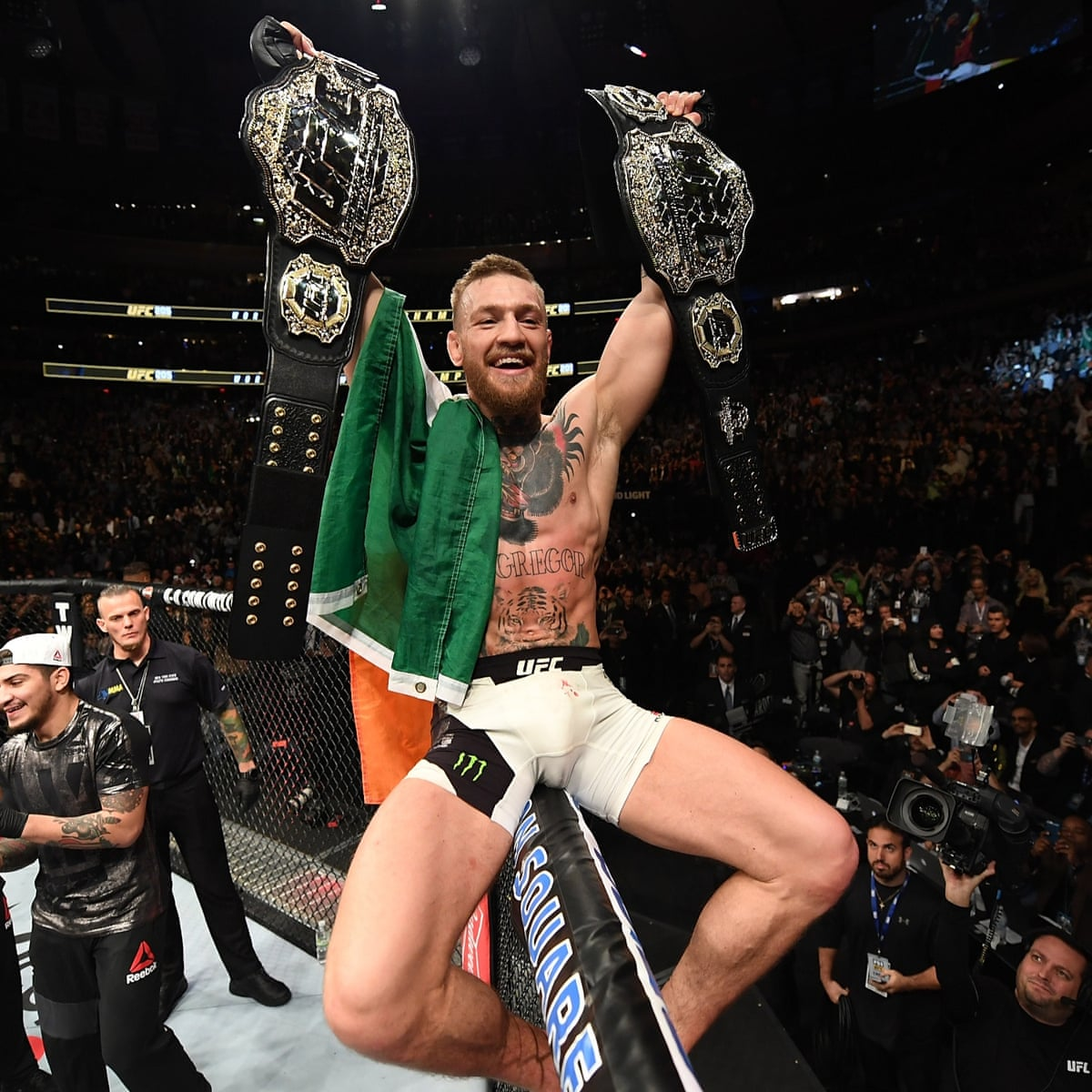 Conor McGregor Is Not Retired…