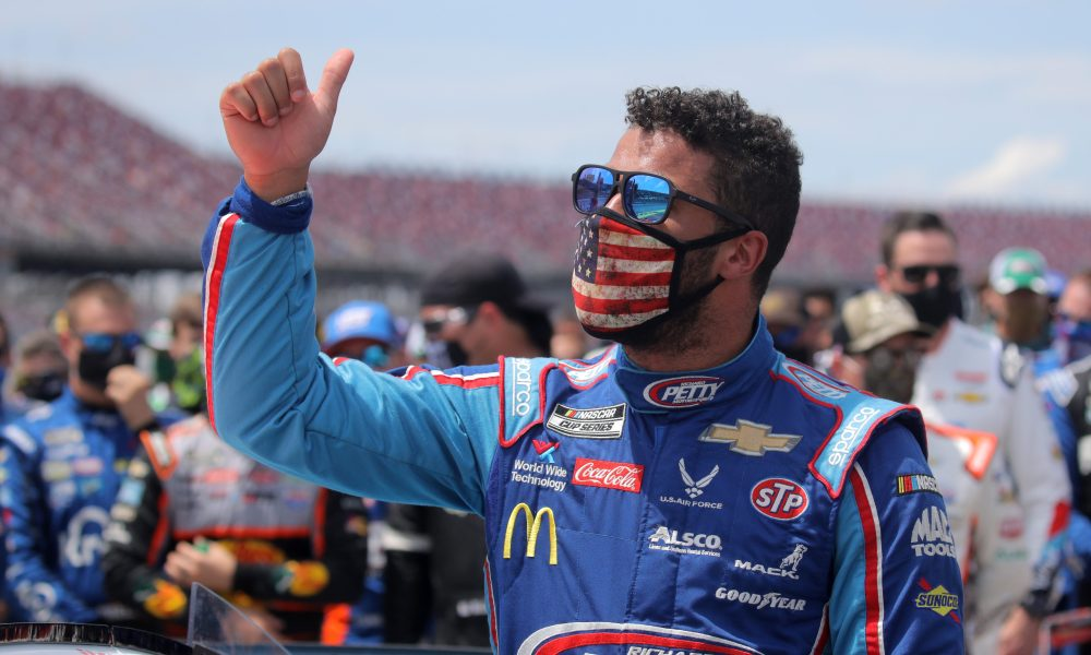 NASCAR's Bubba Wallace Situation Has Inspired Me