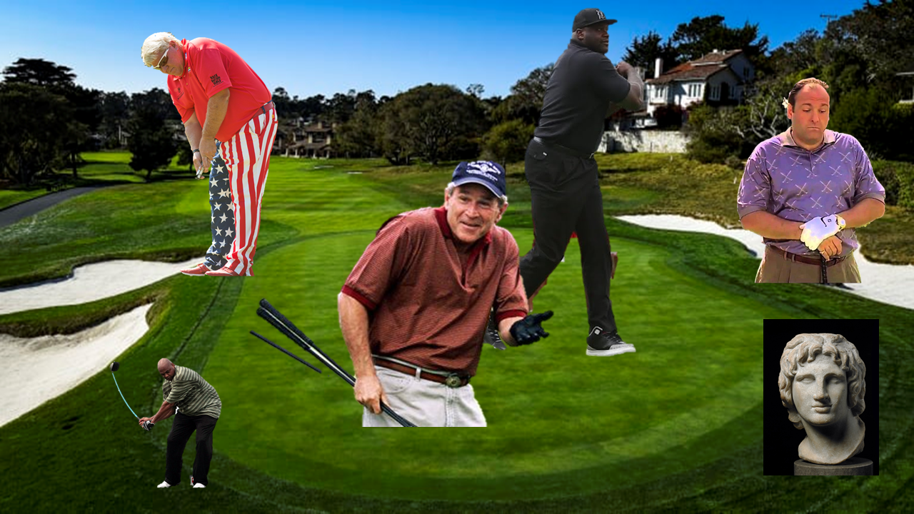 Dream Round Of Golf – Who You Got?