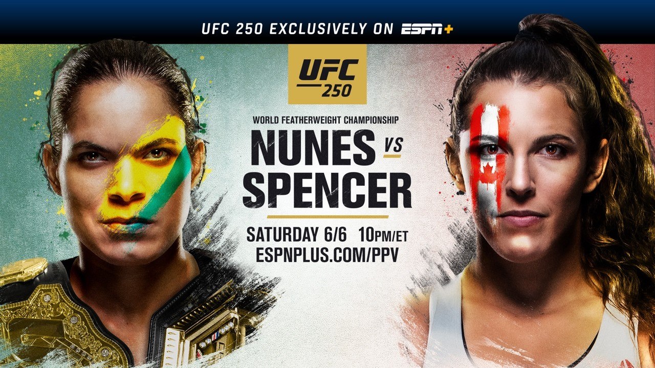 What To Expect From UFC 250: Nunes vs Spencer