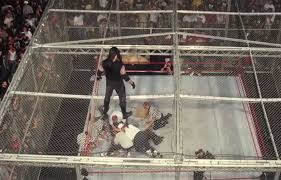This Weekend 22 Years Ago, The Undertaker killed Mankind aka Mick Foley aka Cactus Jack aka Dude Love.