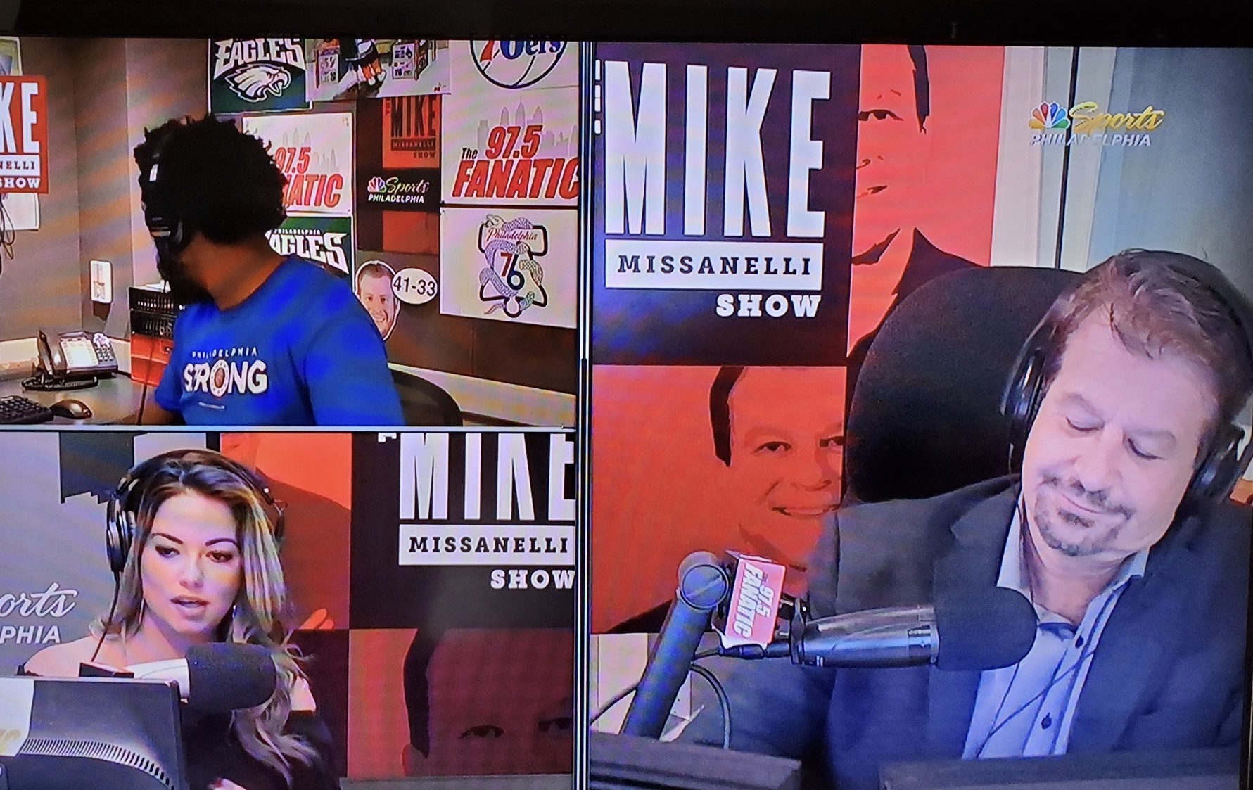 Mike Missanelli Gives a Heart Felt Apology Today On 97.5 The Fanatic