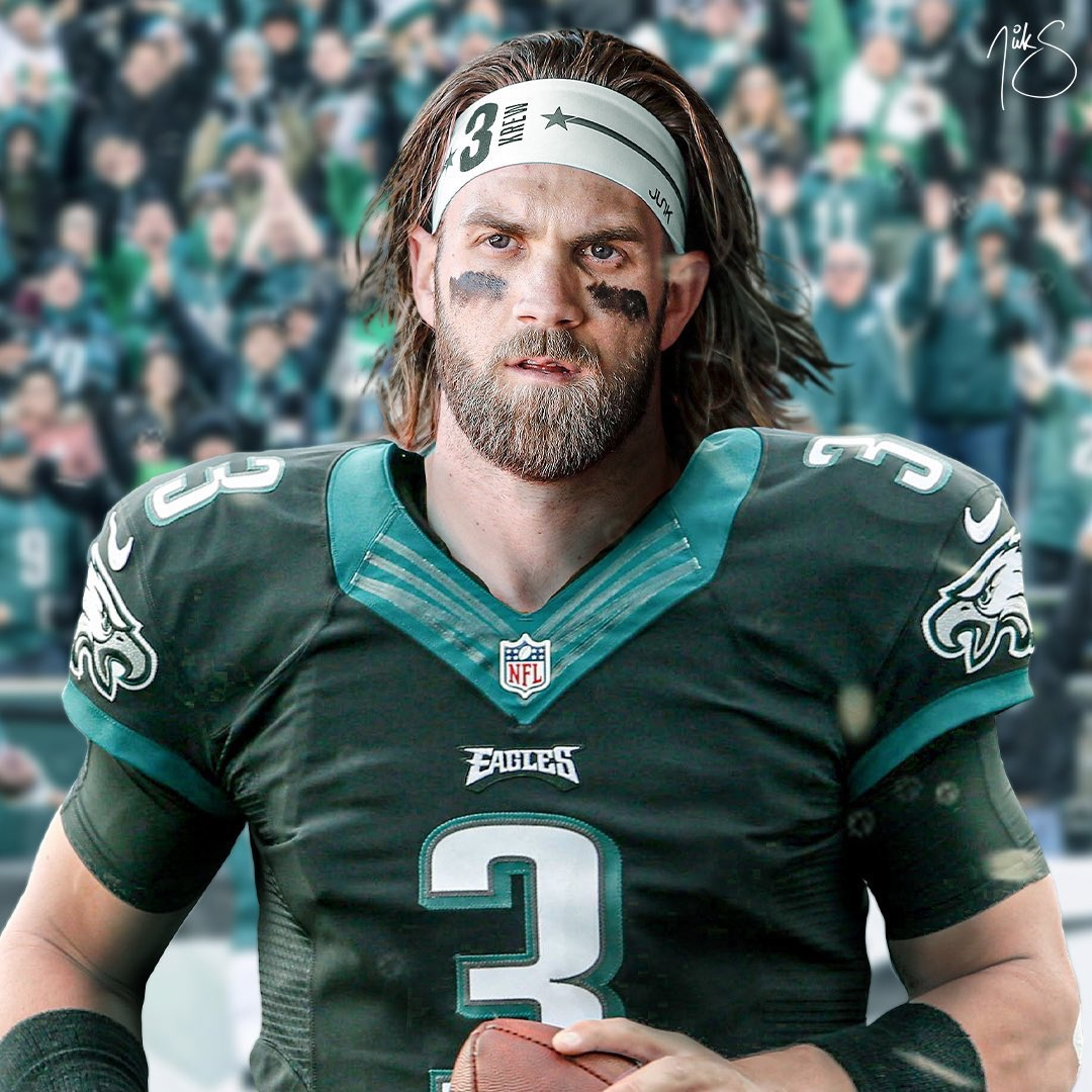 Bryce Harper To The Eagles?
