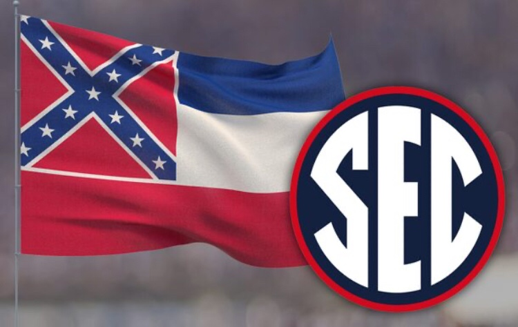 SEC Threatens Mississippi To Change State Flag Or Else
