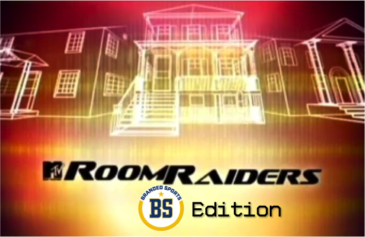 Room Raiders: Branded Sports Blogger Edition