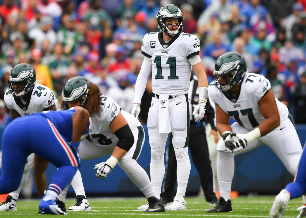 Carson Wentz Ranked as a Top NFL Quarterback In Very Important Metric