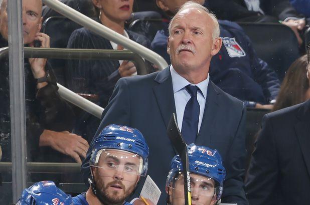 Lindy Ruff Named Devils Head Coach
