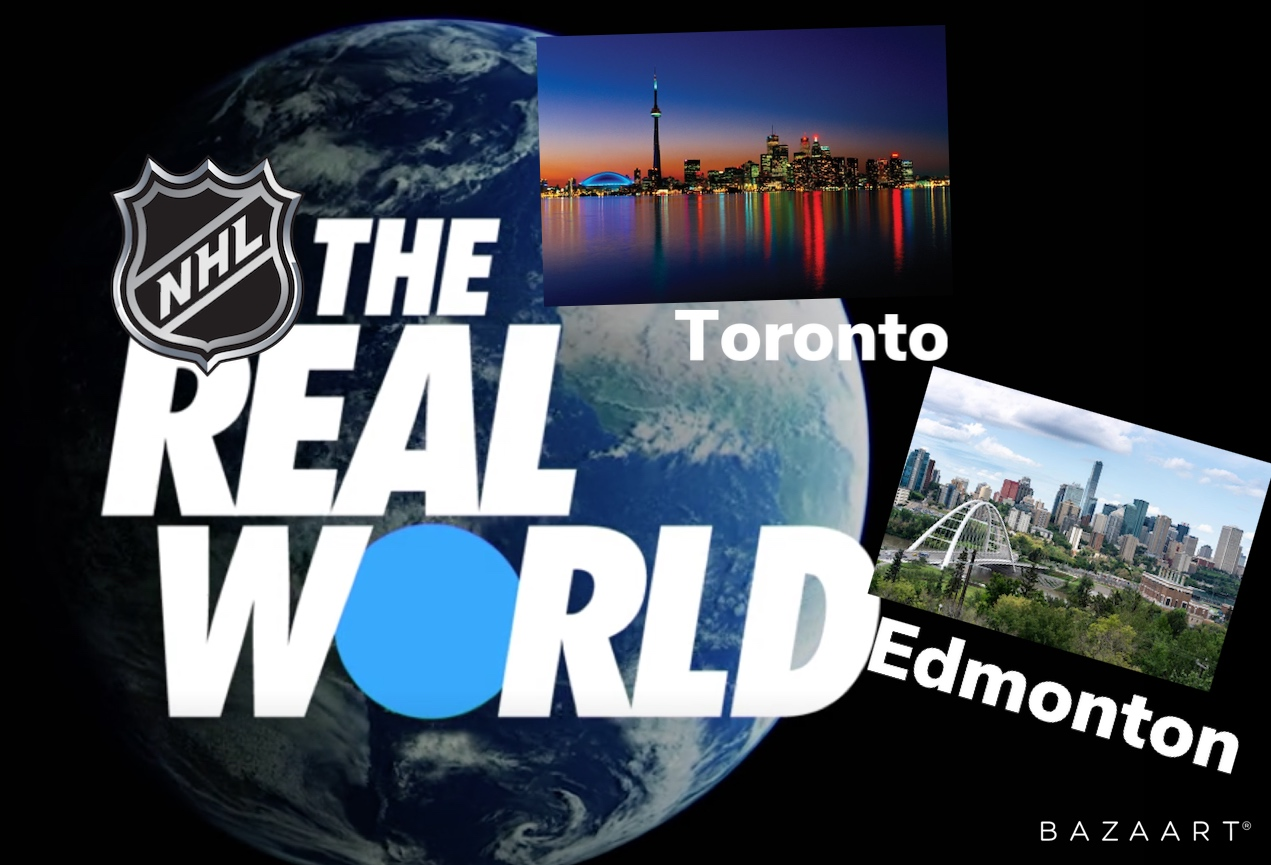 Real World: NHL Edition