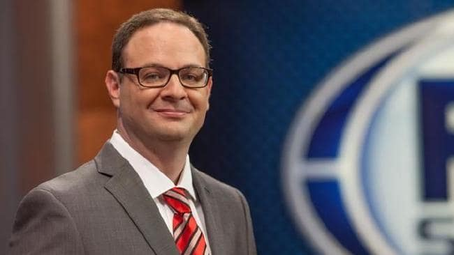 Greatest Woj Bomb Ever: Adrian Wojnarowski Responds 'Fuck You' to US Senator