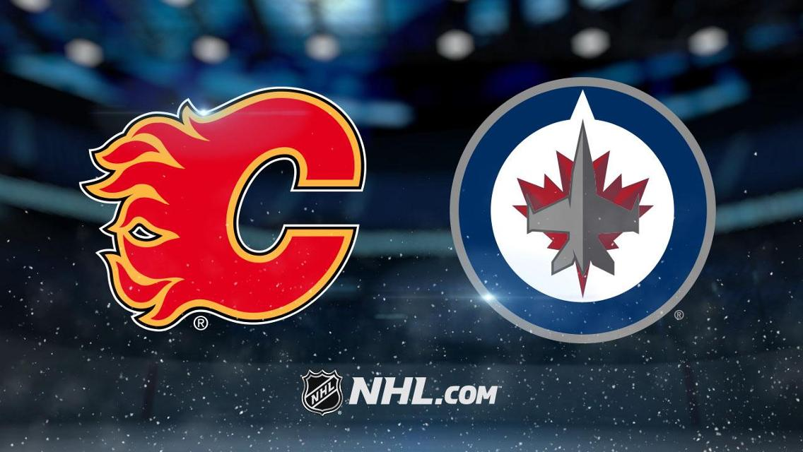 NHL Playoffs:Flames vs Jets Preview
