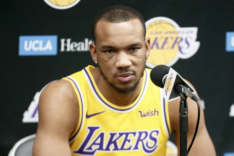 The Lakers Have Already Told Avery Bradley He Will Get A Ring If They Win The Title