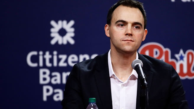 Phillies Fan Preparing To Mail Matt Klentak A Gigantic Dick