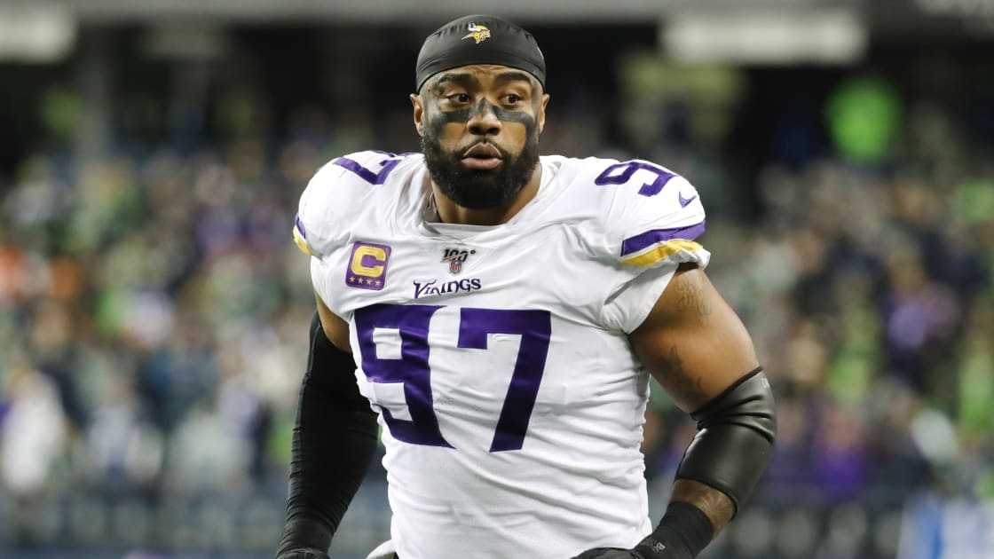 Add Everson Griffen To The List Of Guys That Want To Play For The Eagles