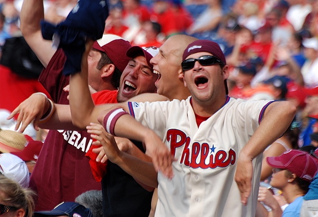 Looks Like We Will Have Fans At Phillies Games After All