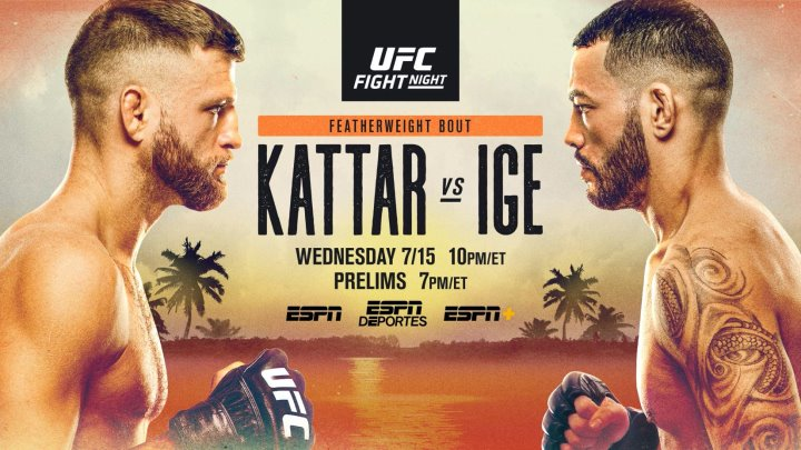 Wednesday Fight Card! What To Expect From Fight Island Tonight