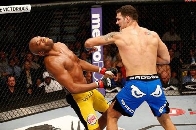 The UFC has booked Anderson Silva's funeral I mean booked his next fight