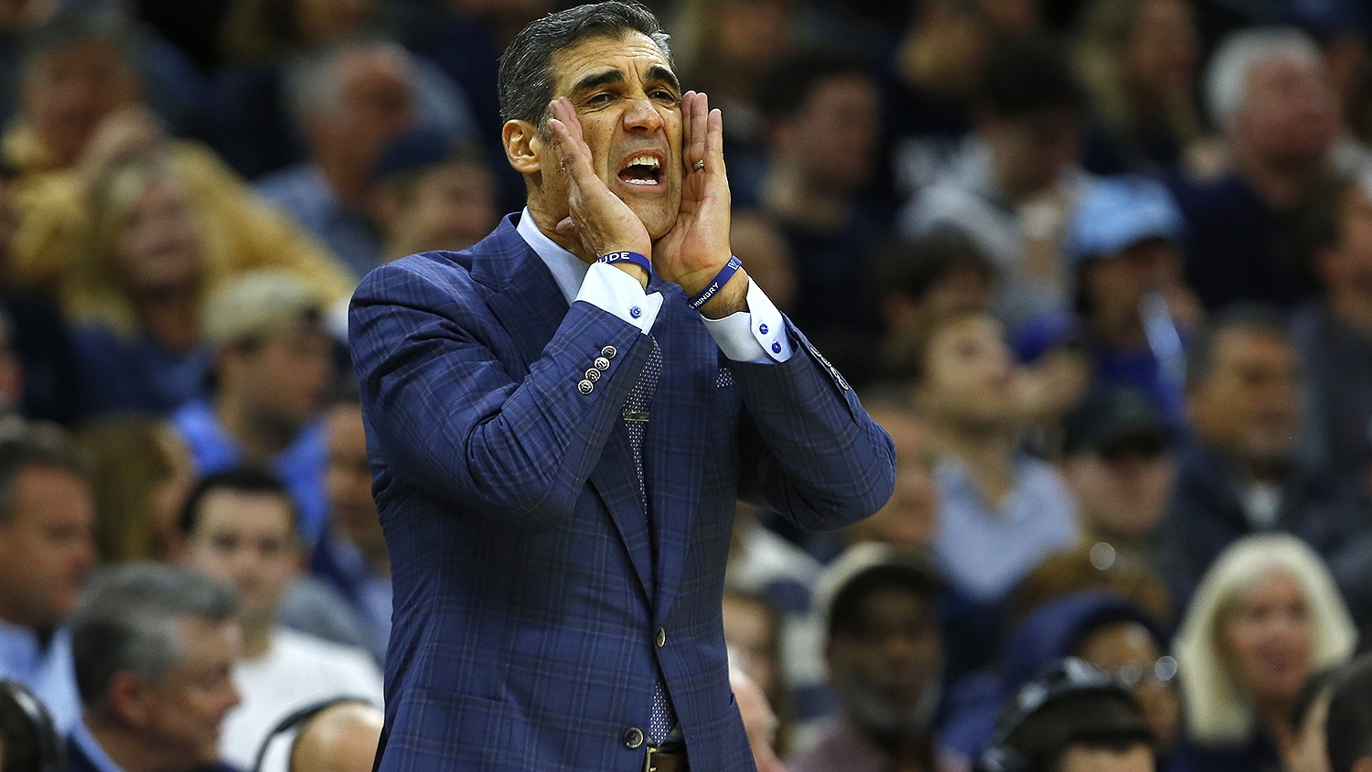 Coach Jay Wright Speaks Out On Sixers Coaching Rumors
