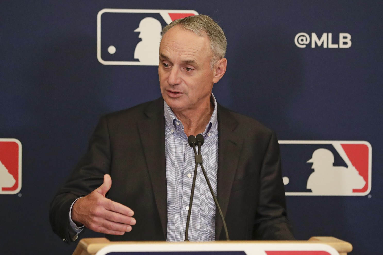 Rob Manfred, What Are You Doing?