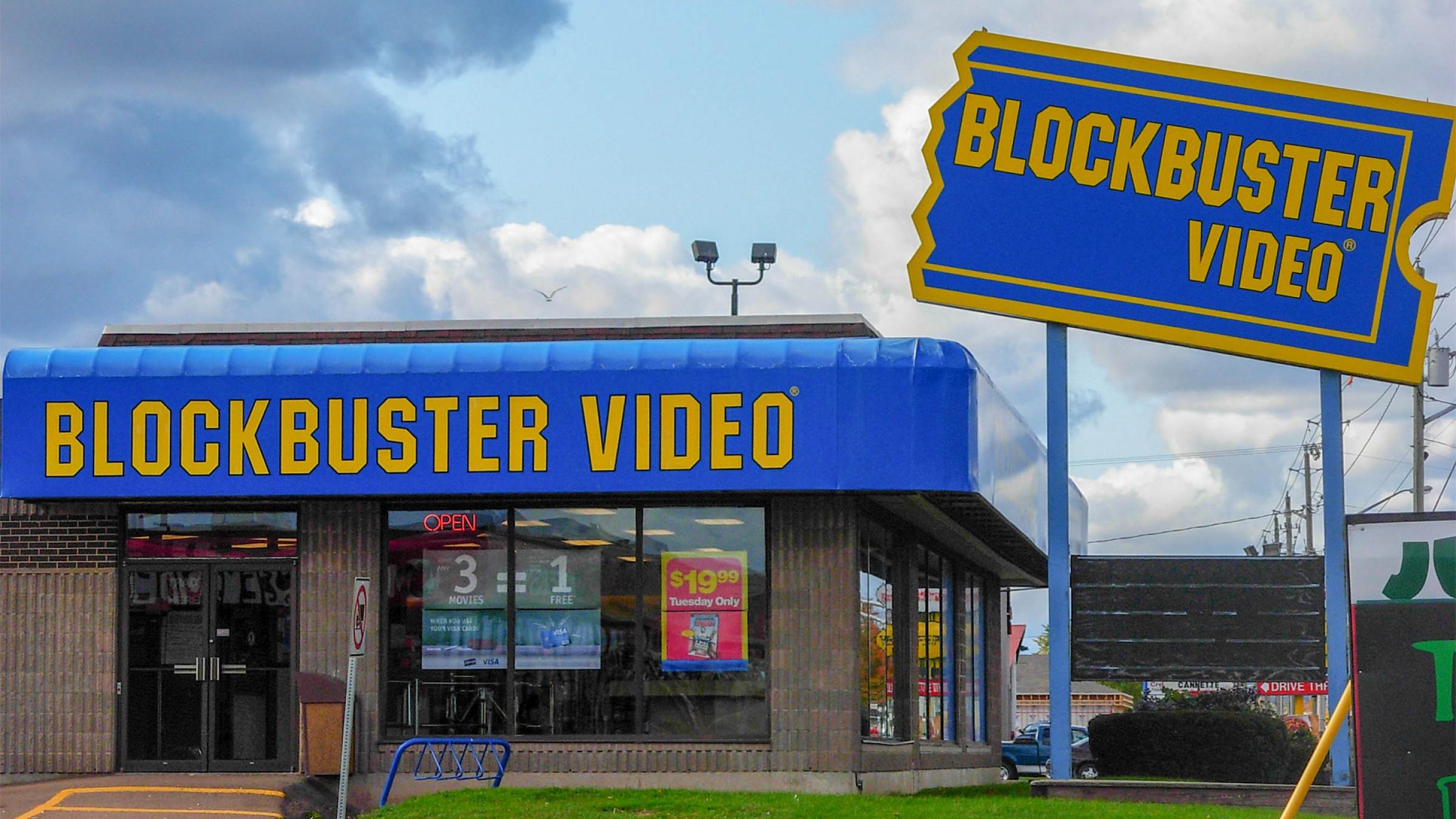Is Blockbuster Back?