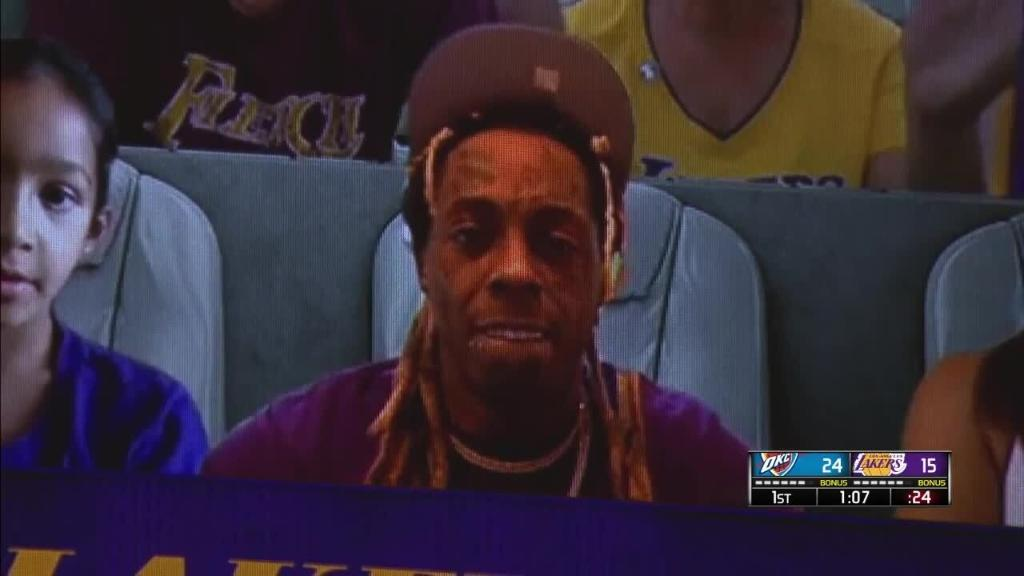 Is Lil Wayne The Key To The Lakers Success?