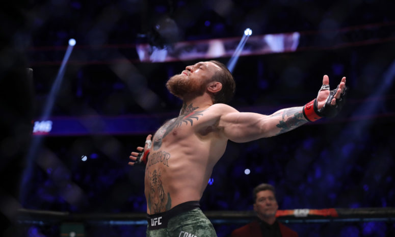 Conor McGregor Agreed To Fight Who?