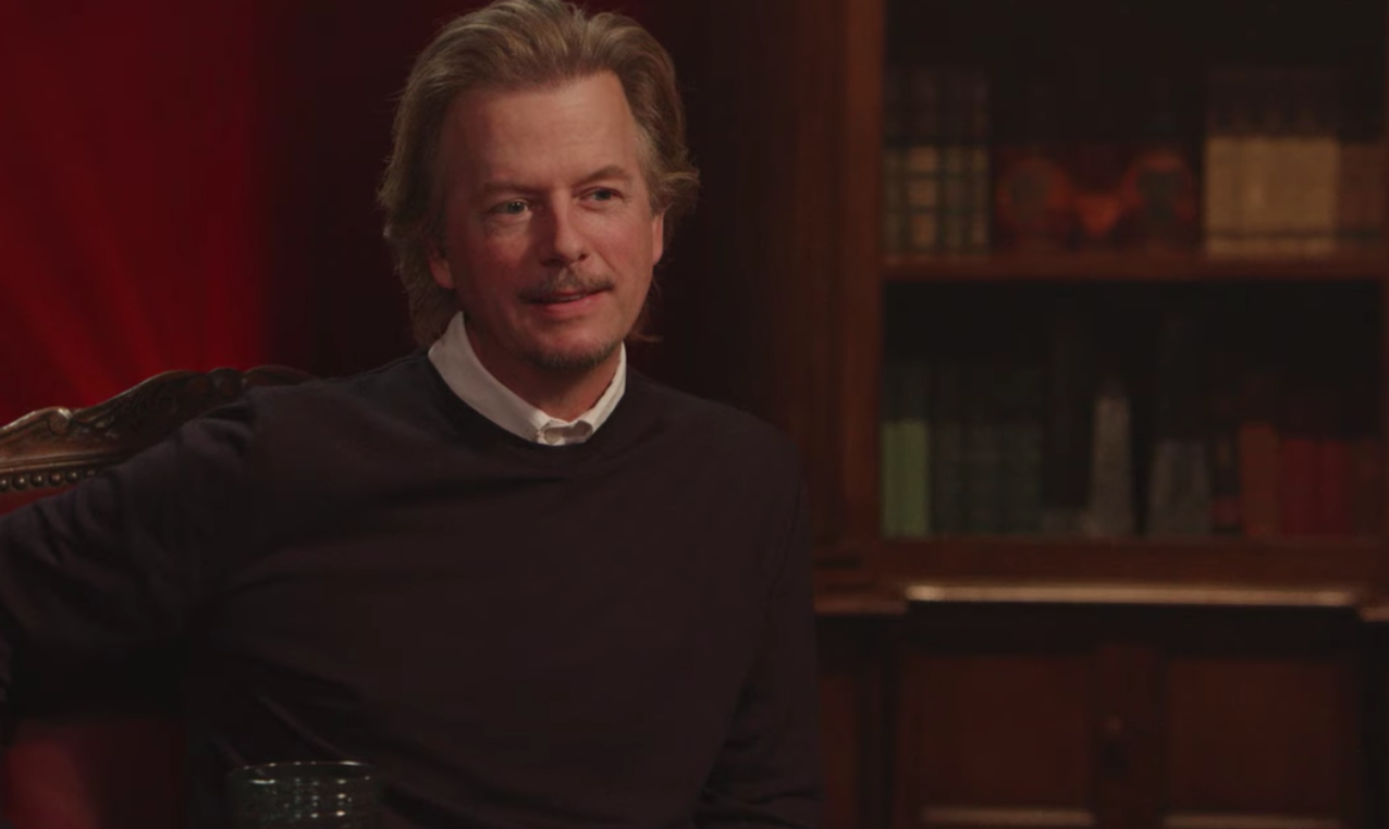 David Spade Tells The Story Of When His Assistant Tried To Murder Him