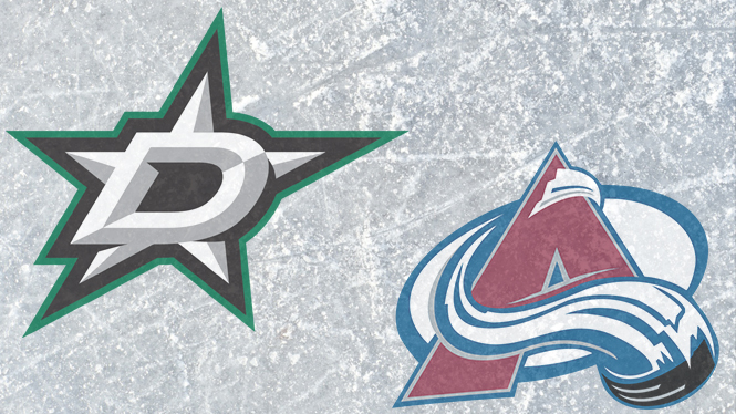 Second Round Preview: Avalanche Face-off Stars