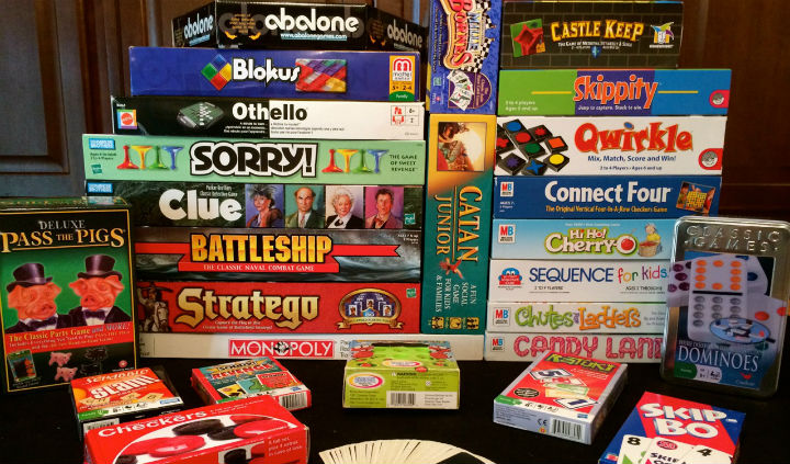 Board Games – Branded Blogger Edition