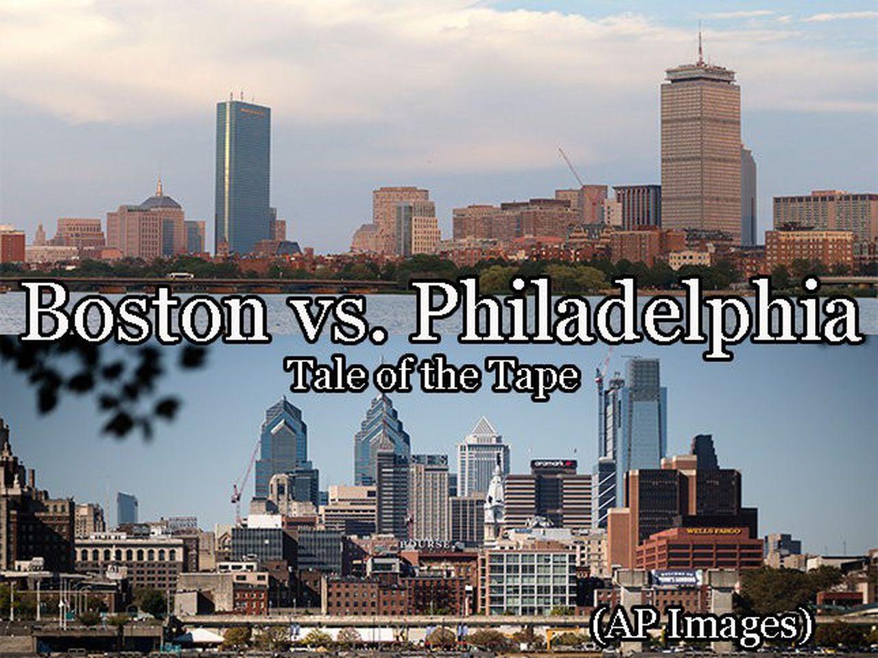 Is The Boston vs Philadelphia Sports Rivalry Even Real?