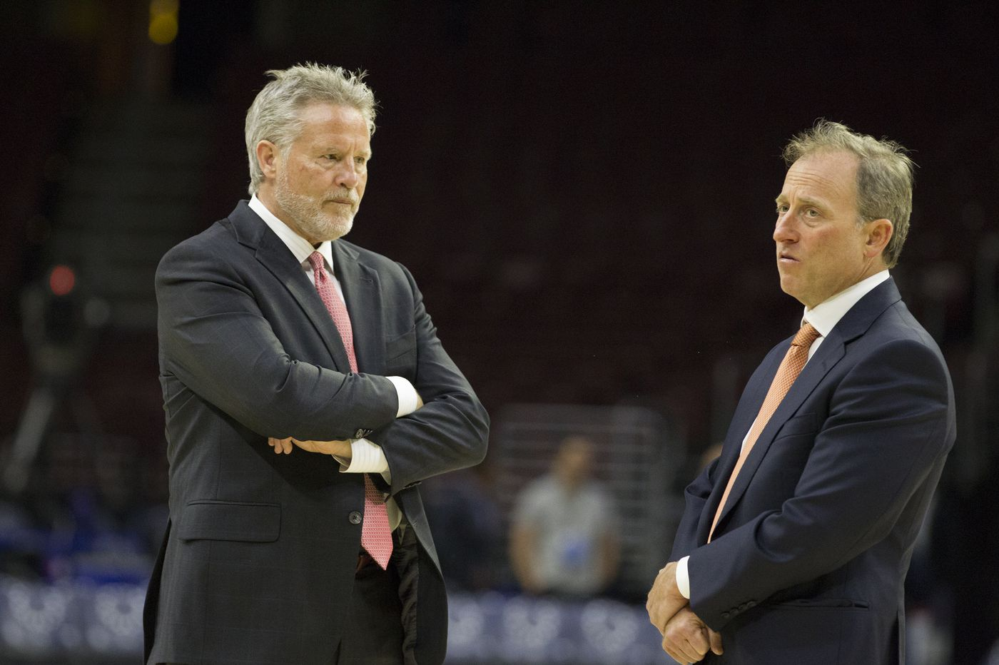 For The Sixers, Their Problems Don't Start Or End With Brett Brown