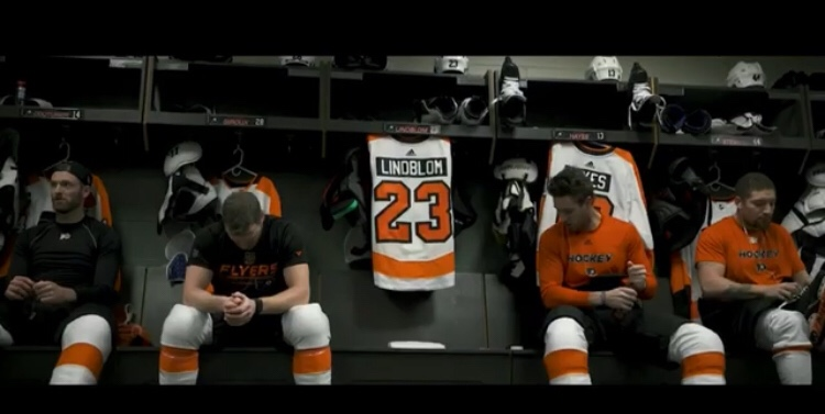 This Flyers Playoff Hype Video Will Give You The Chills And Have You Ready To Run Through 1000 Brick Walls