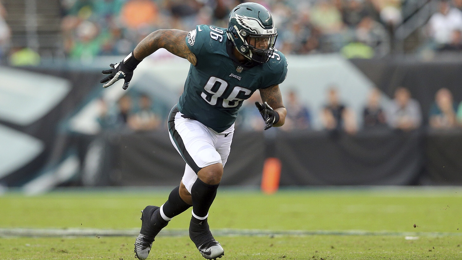 Two Eagles Defensive Linemen Are Already Out Indefinitely