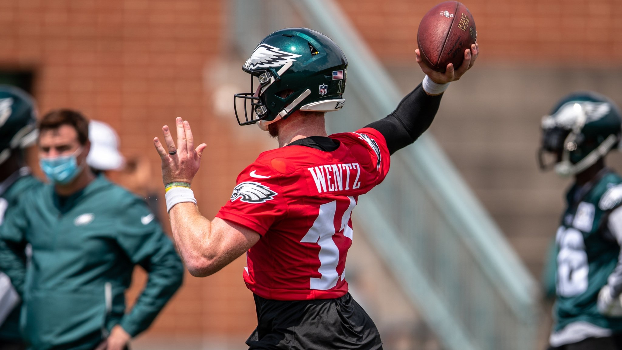 (Video) Eagles Release Another Training Camp Hype Video