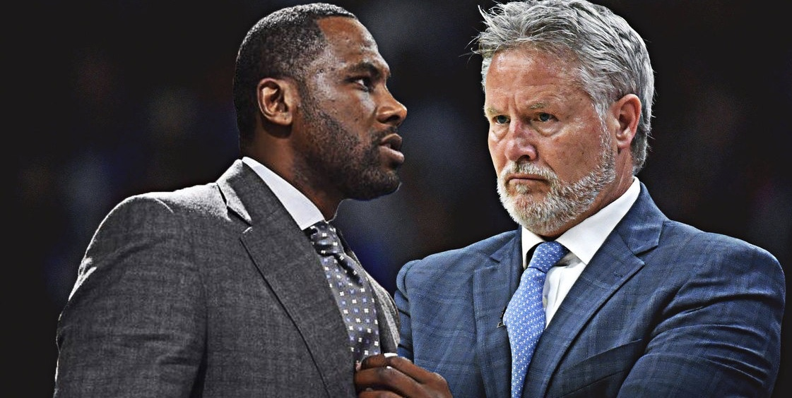 Are Elton Brand & Brett Brown On The Hot Seat?