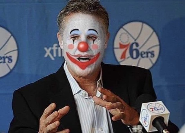 Brett Brown Is Begging To Get Fired