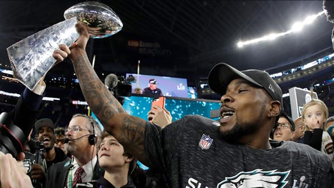 Nigel Bradham Released By New Orleans
