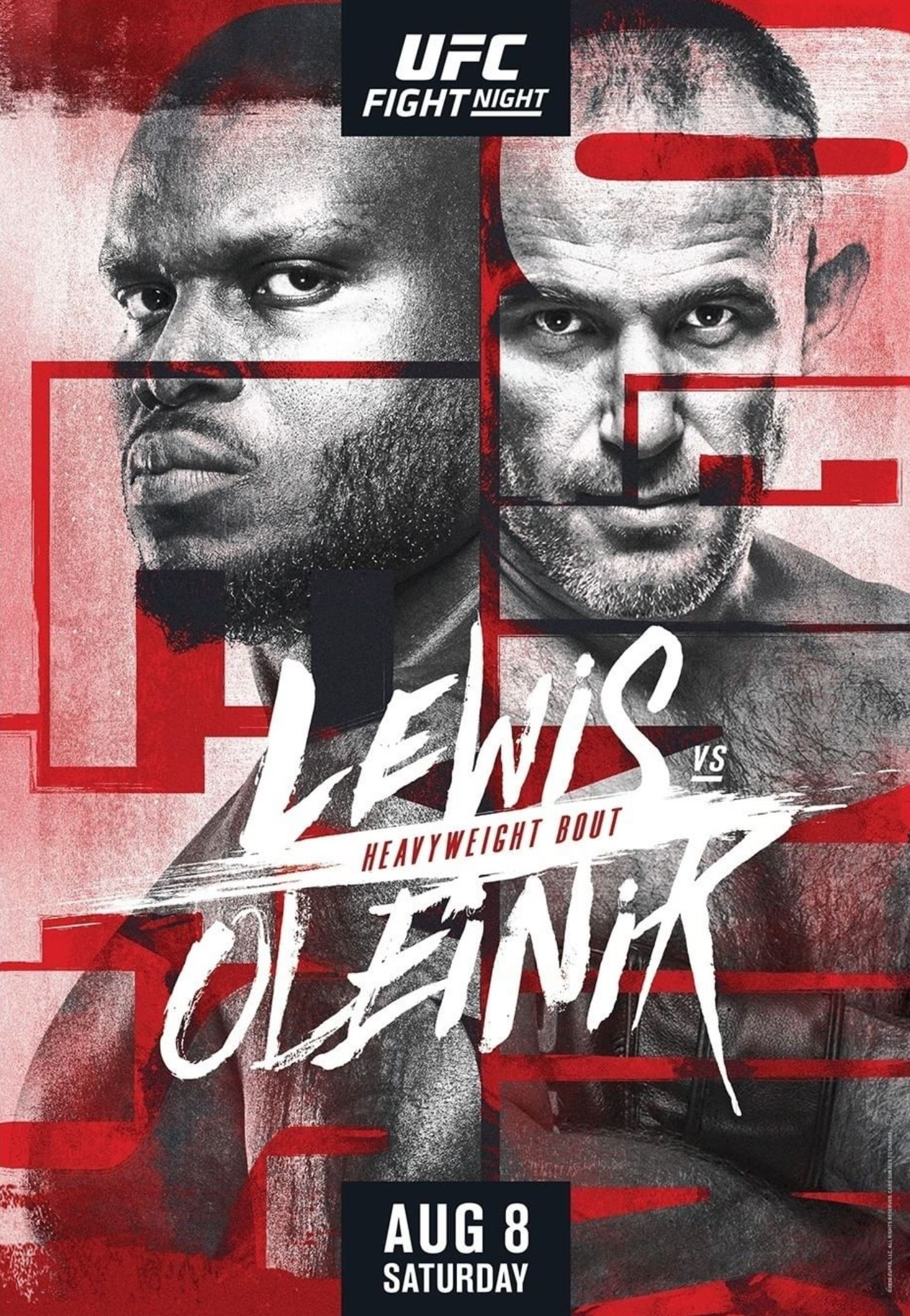 What to Expect From UFC Fight Night: Lewis vs Oleinik